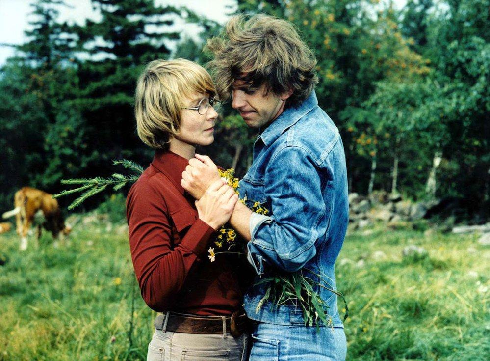 Léto s kovbojem (1976). Role: Doubravka