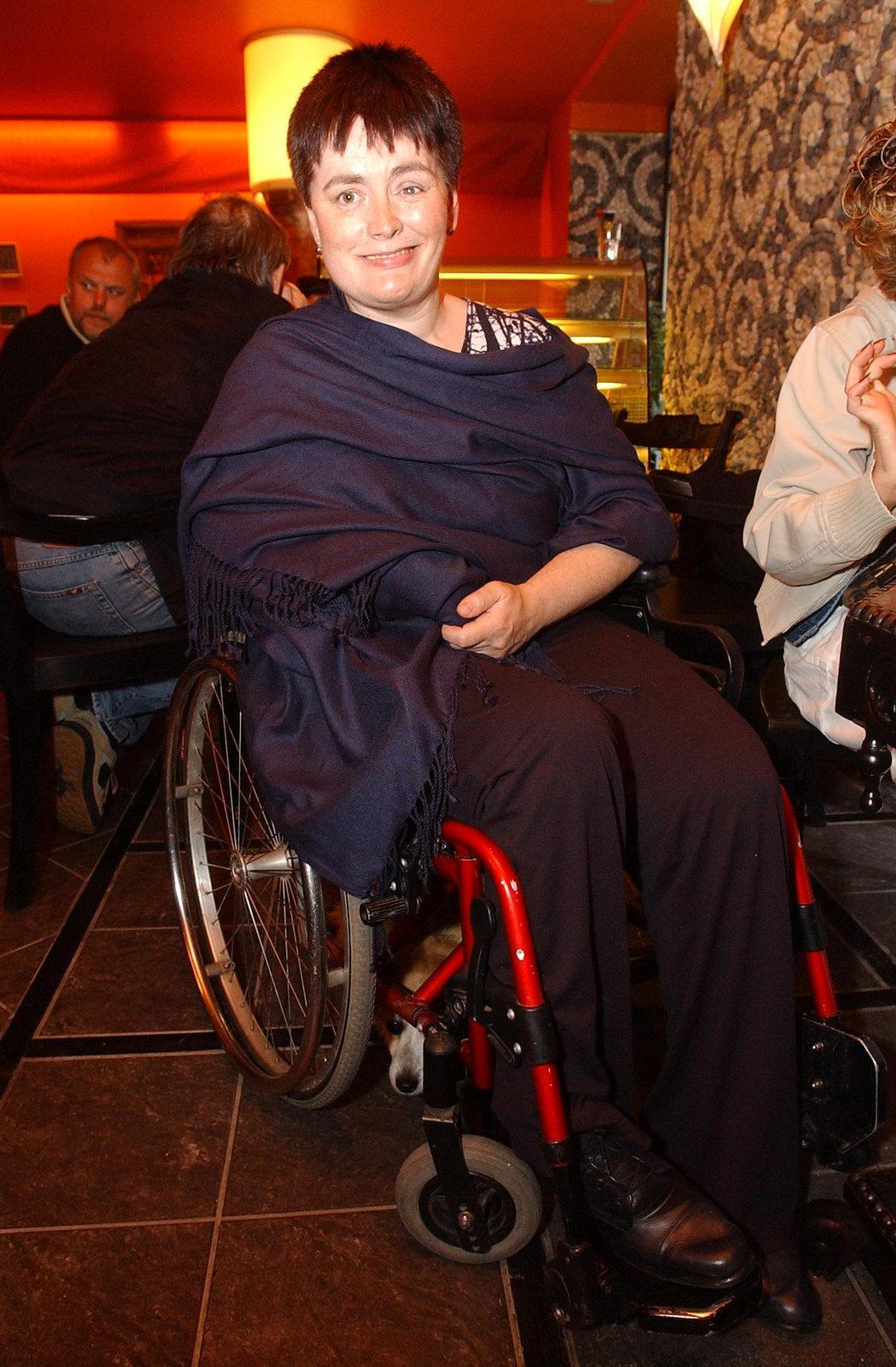 Markéta skončila v roce 1986 na vozíku