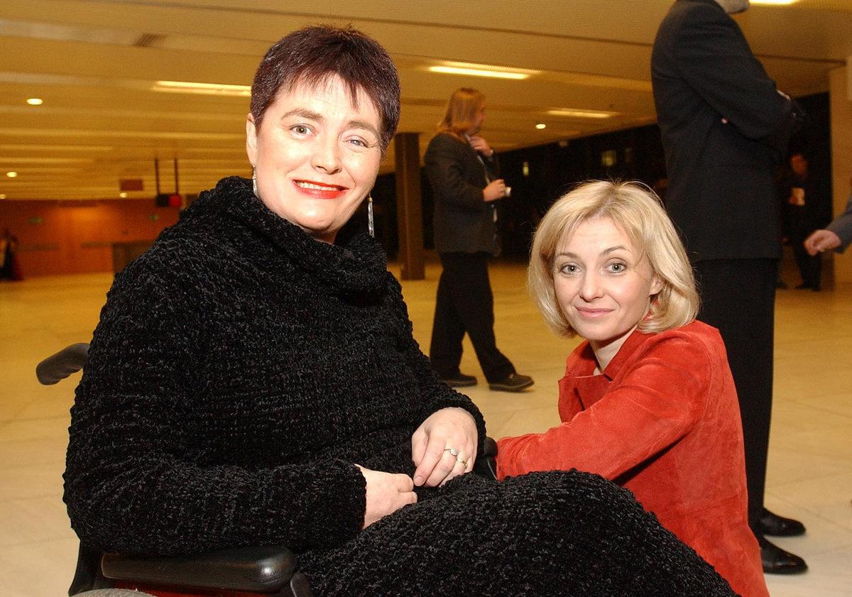 Markéta a Veronika Žilková