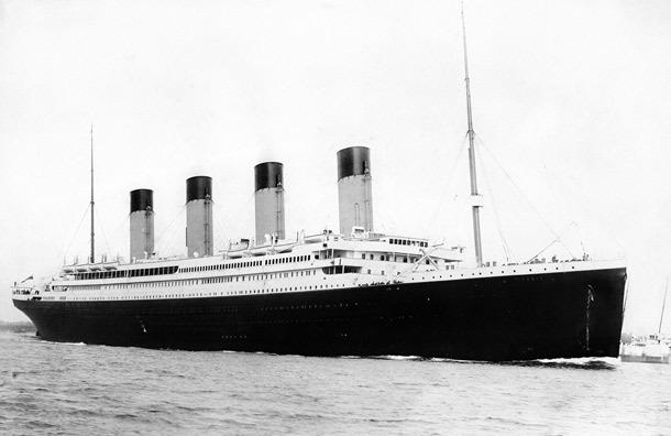 14. dubna 1912 - Bude to 100 let, co největší parní loď světa Titanic narazila na ledovec v Atlantském oceánu. Na své premiérové plavbě šla krátce po nárazu nezadržitelně ke dnu. Neštěstí nepřežilo 1496 pasažérů.