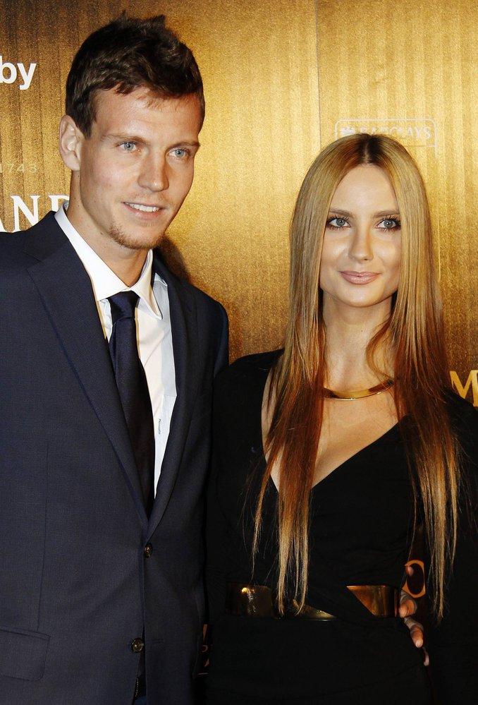 Manželé Berdychovi