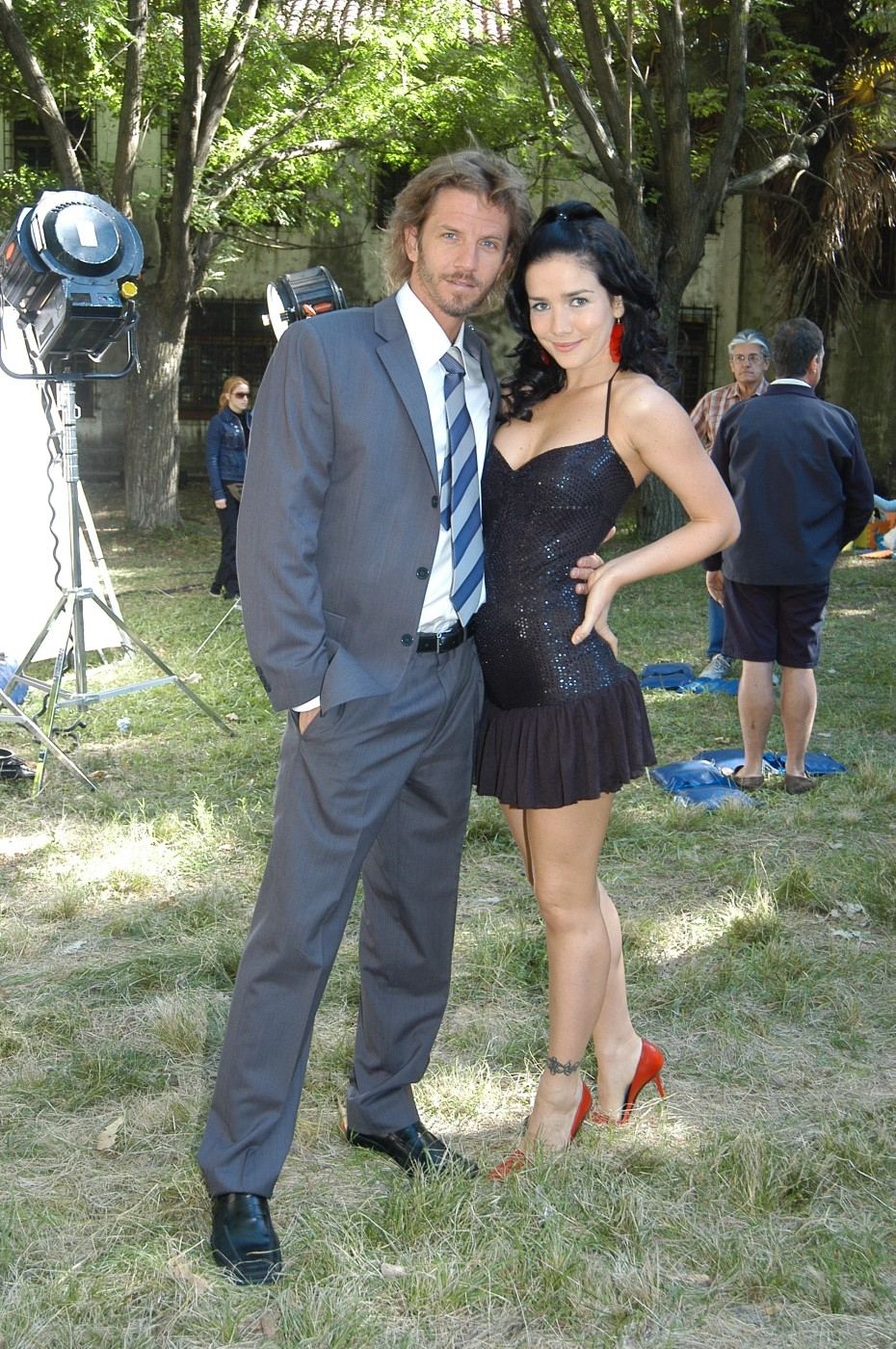 Facundo Arana a Natalia v telenovele Jsi můj život