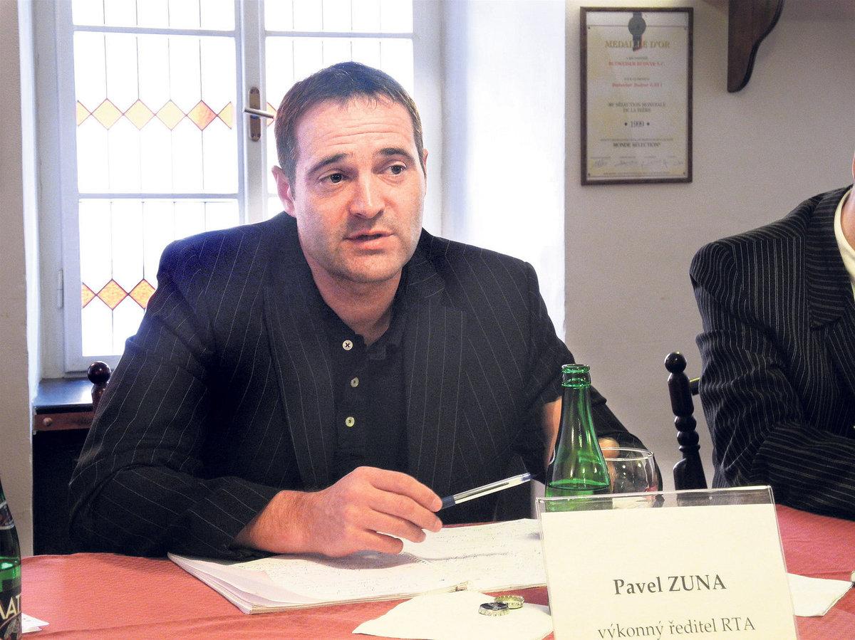 Pavel Zuna odejde na konci měsíce