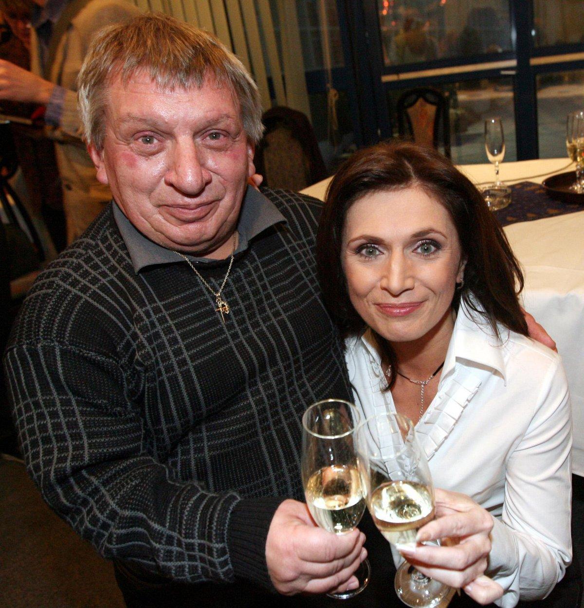 Iveta Toušlová s Janem Krytinářem