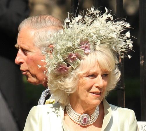 Vévodkyně Camilla.