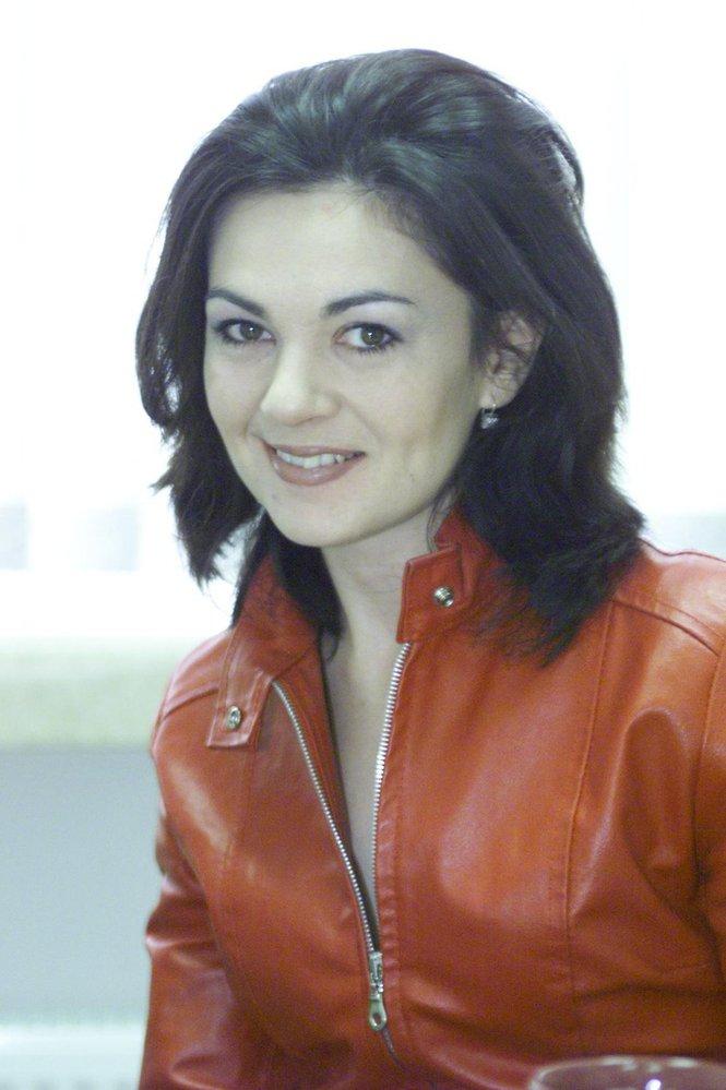 1997 - Adámková nastupuje na Novu coby rosnička.