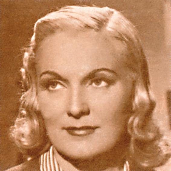 Jiřina Štěpničková seděla ve vězení