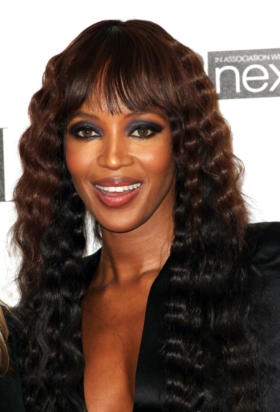 Naomi zraje s věkem