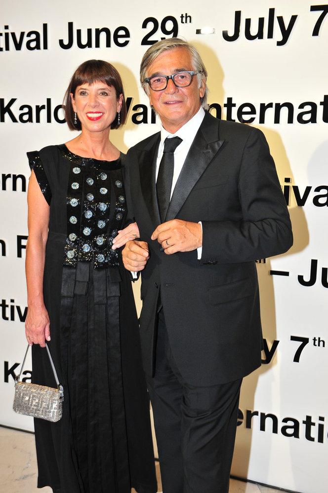 Jiří a Andrea Bartoškovi