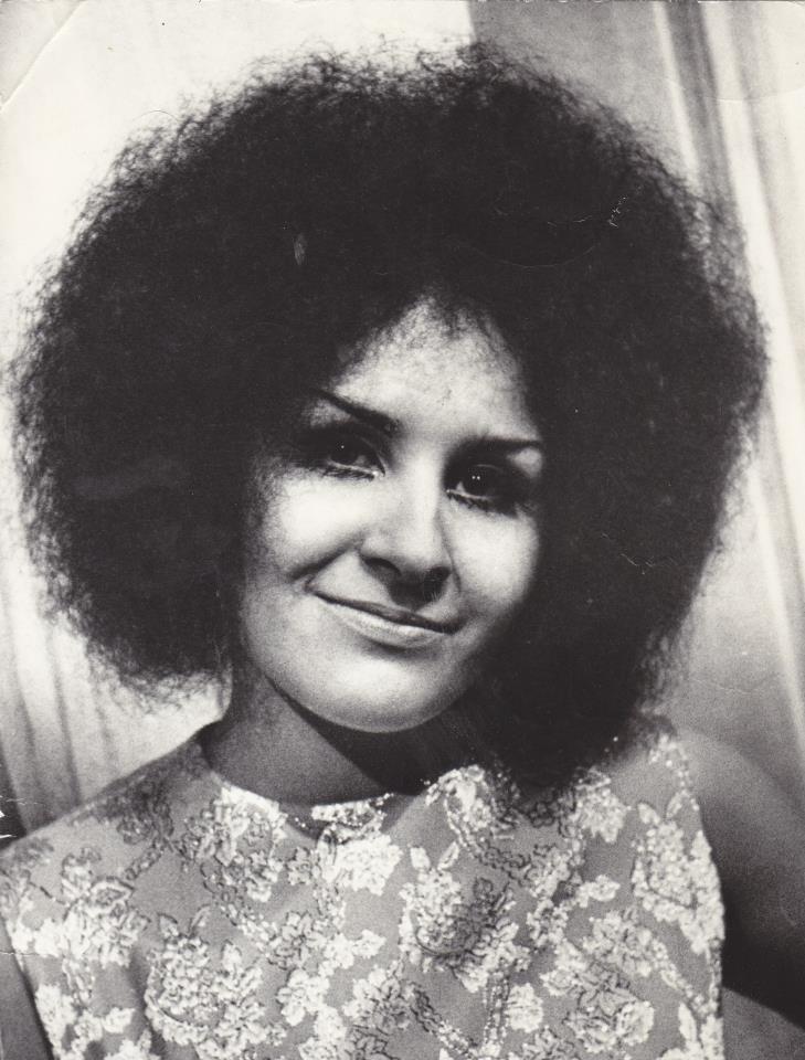 Jitka Zelenková v mládí ráda experimentovala s vlasy...