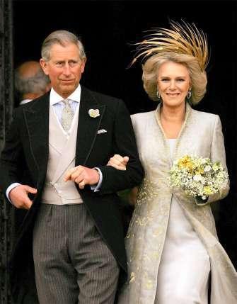 Camilla s princem Charlesem.