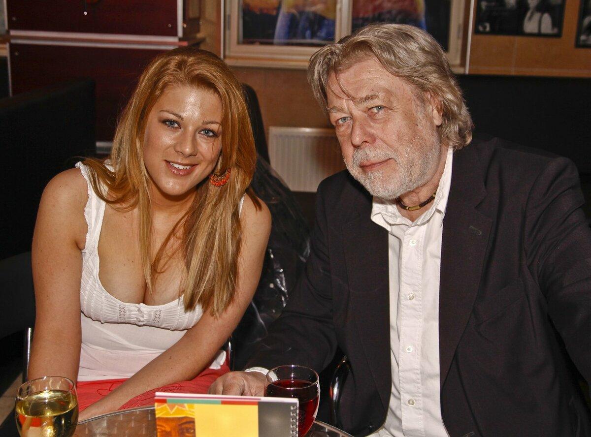 Jan Kanyza s krásnou dcerou!