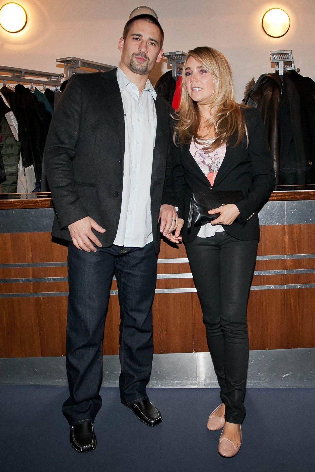 Lucie Vondráčková s Tomášem Plekancem zůstávají žít v Kanadě