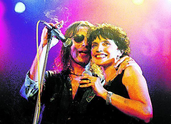 S Lucií Bílou společně zpívali v Arakainu