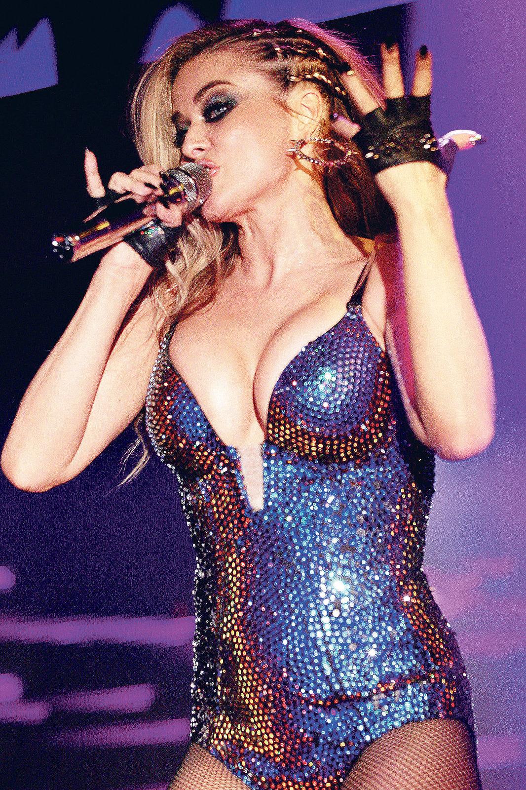 Carmen jako zpěvačka