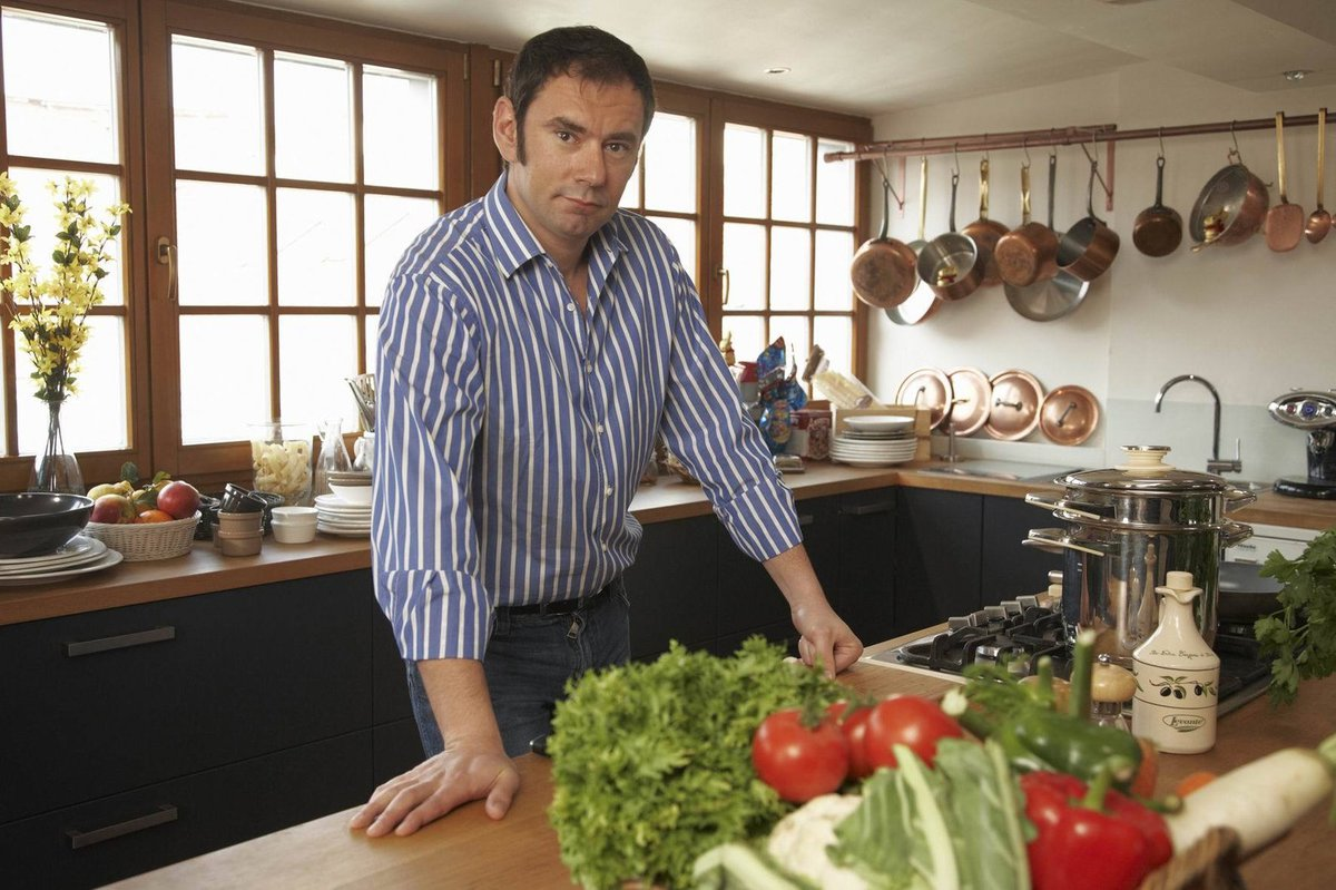 Víte, jak vypadají svátky v rodině známého italského kuchaře?