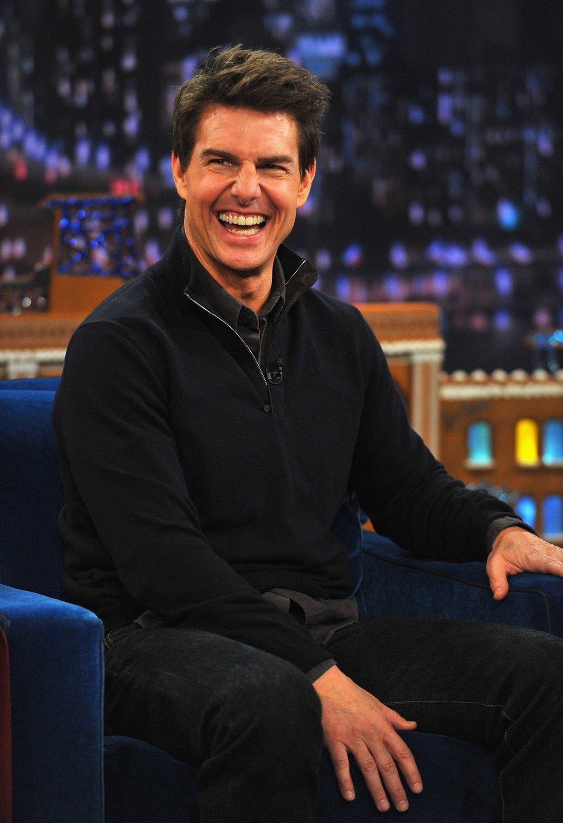 Tom Cruise je sice o tři dekády starší, ale má lepší formu.