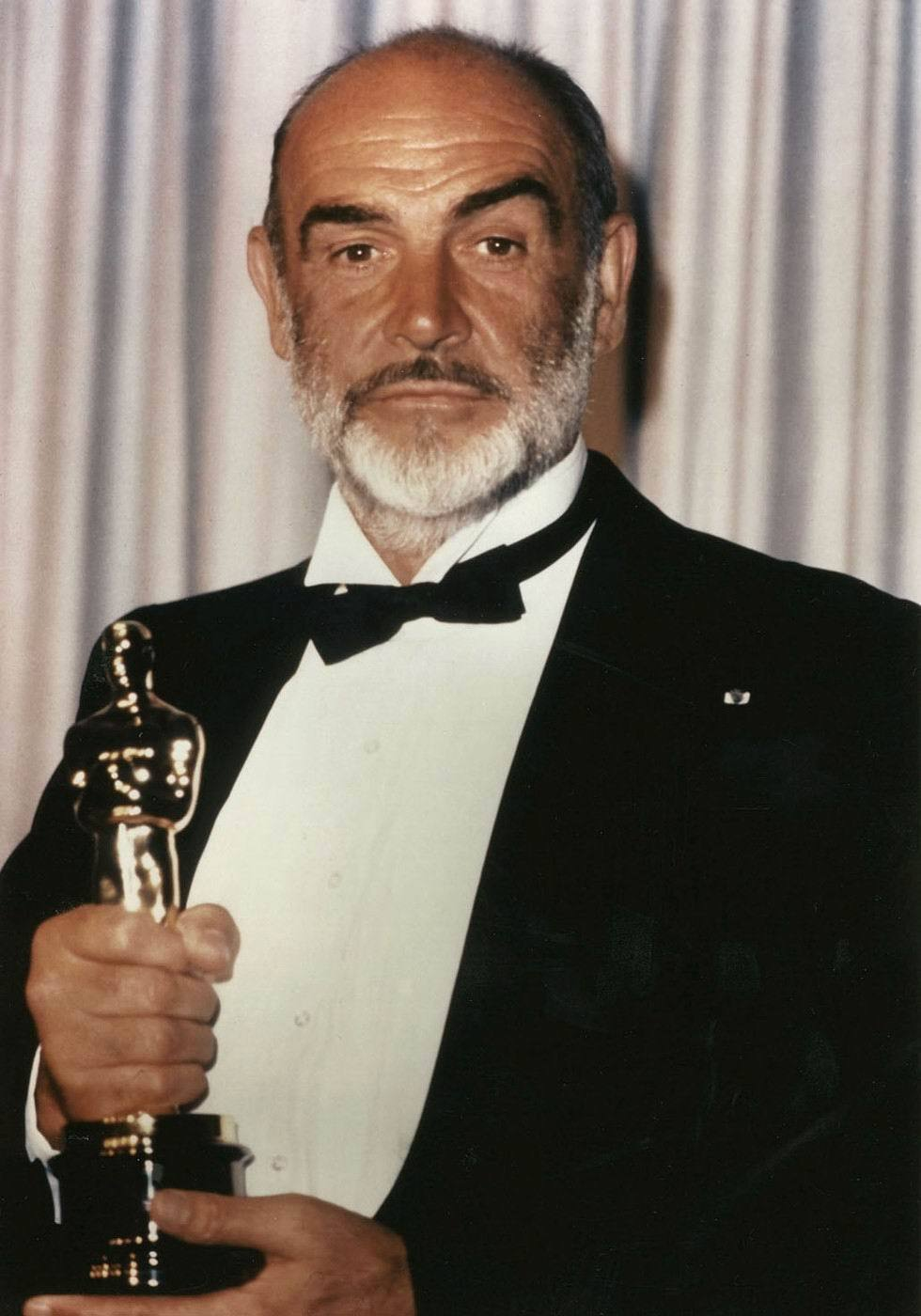 Herec Sean Connery.