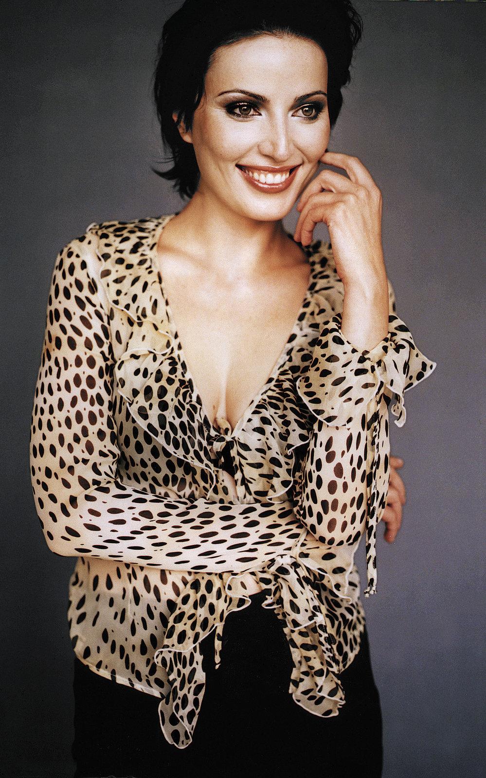 V roce 2004 byla Ivana velmi štíhlá. Dokonce měla viditelné klíční kosti
