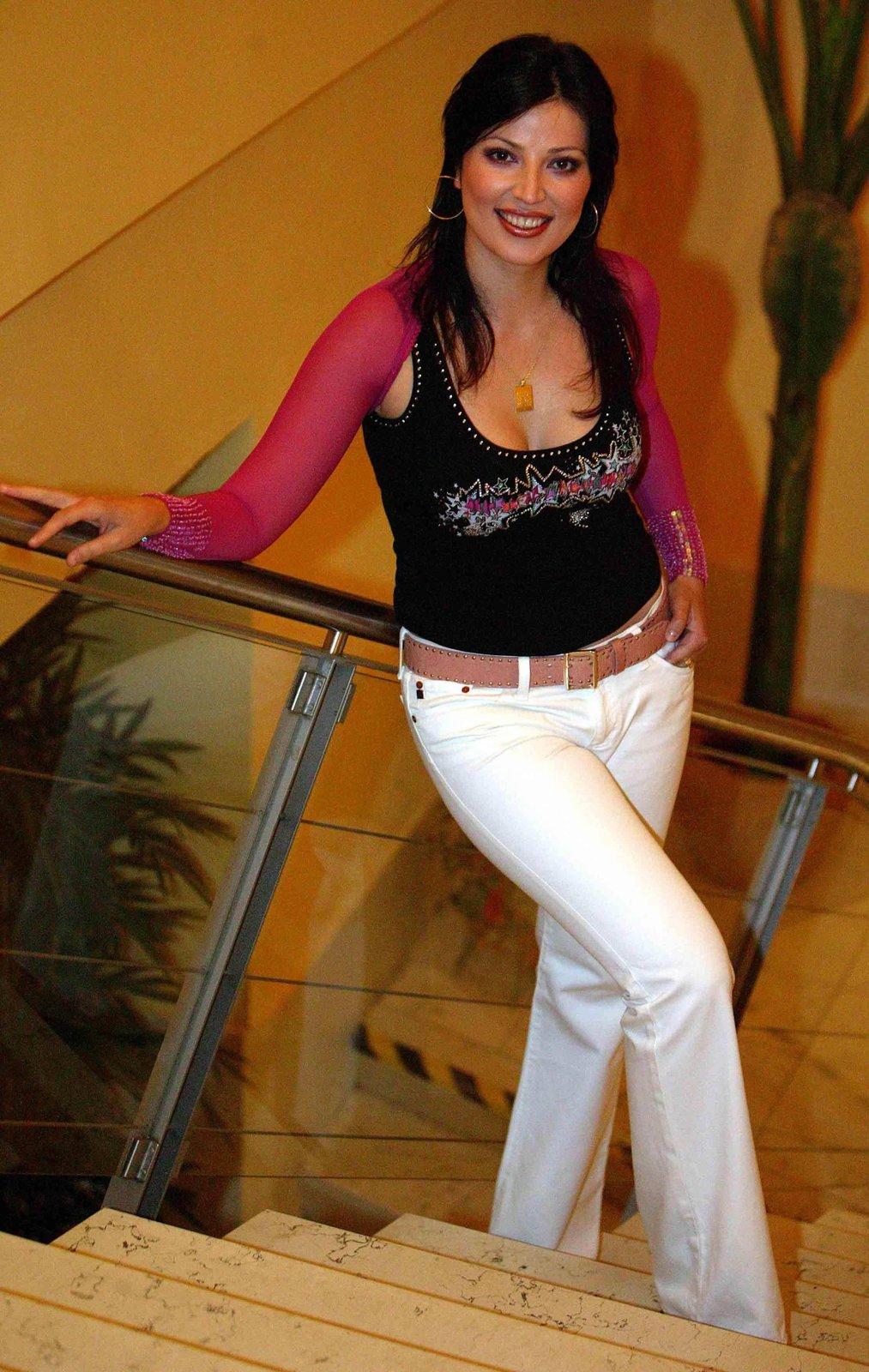 V roce 2005 si Ivana stále držela kila na uzdě