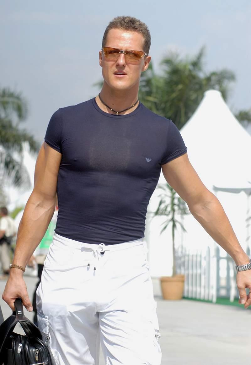 GP Malajsie - Michael Schumacher
