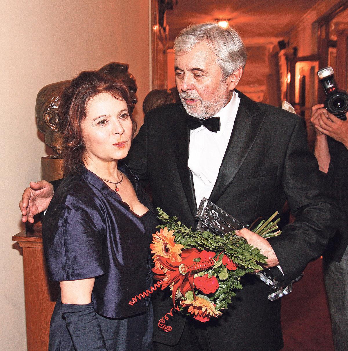 Libuška s Josefem Abrhámem žije ve šťastném manželství už 37 let