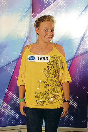 Markéta Konvičková (19) na počátku své pěvecké kariéry v soutěži SuperStar