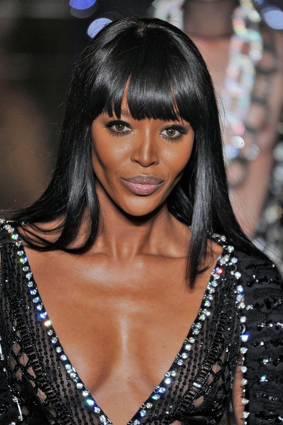 Naomi Campbell objevila tajný elixír proti stárnutí.