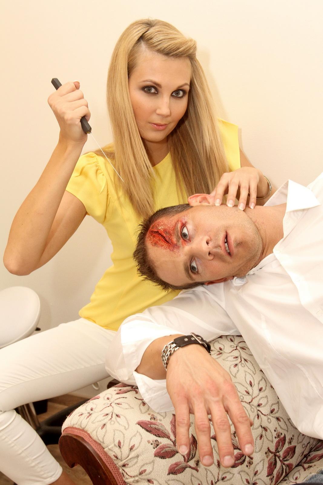 randění se ženou s úzkostnou poruchou