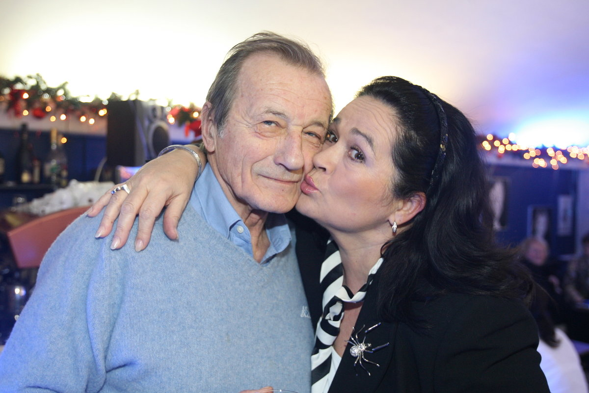 Radek Brzobohatý a Hana Gregorová
