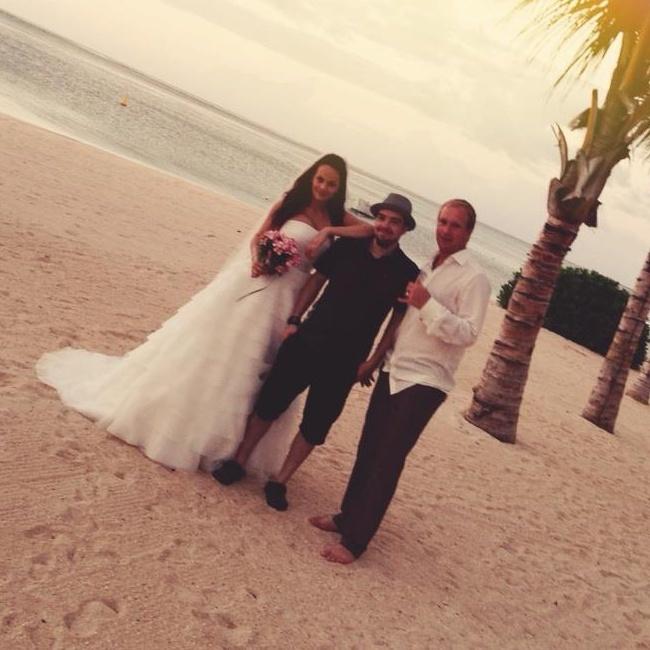Romantickou svatbu natočil Bískové s Dlouhým jejich kamarád Marty68