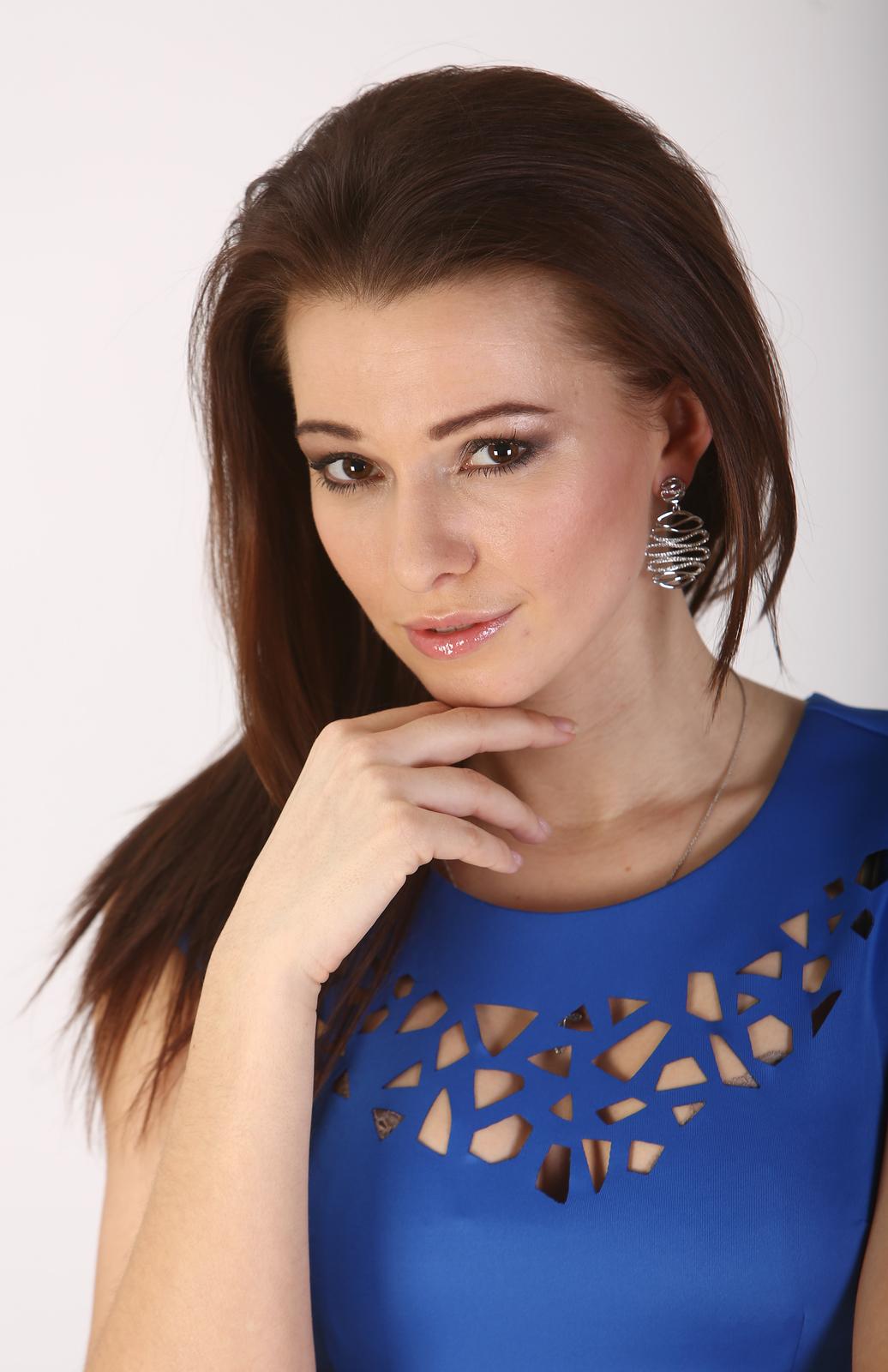 Inna Puhajková (27): modelka