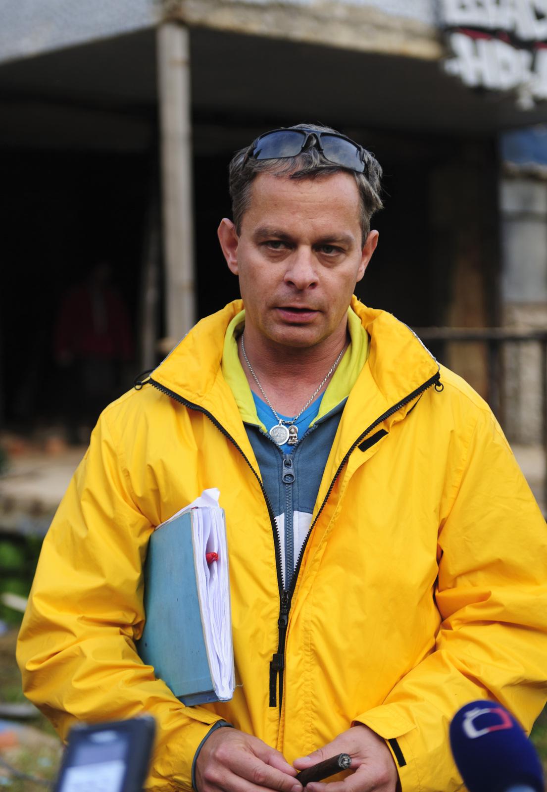 Filip Renč (48), režisér: Generální ředitel České televize