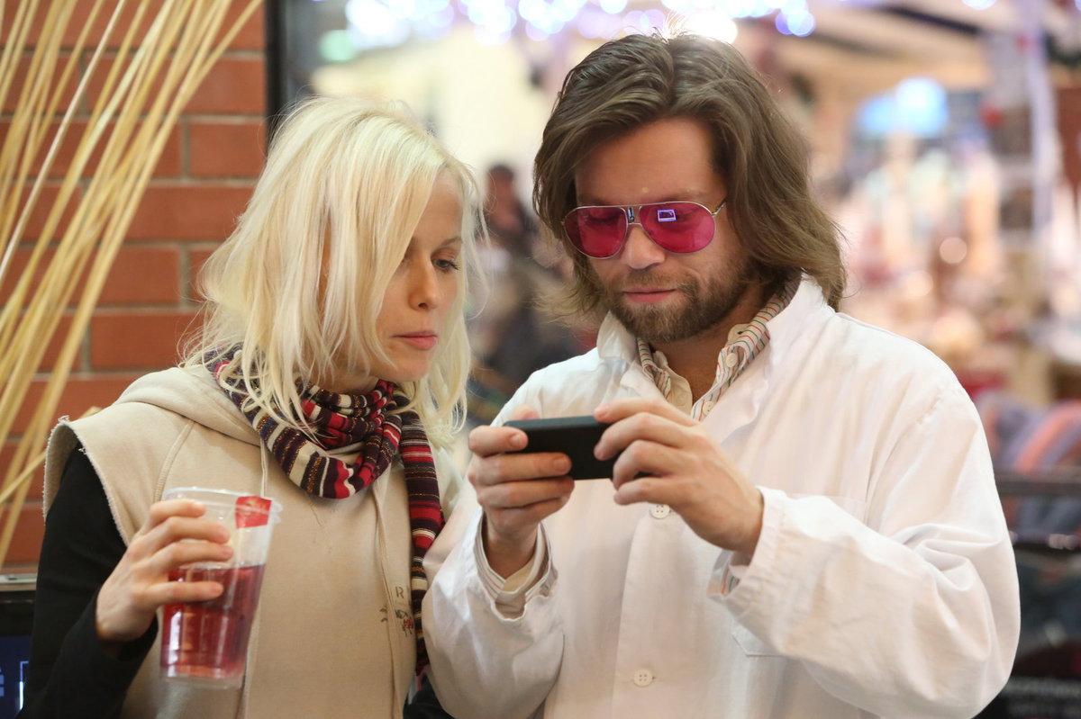 Richard Krajčo měl ke Karin Babinské blízko už během natáčení Křídla Vánoc.