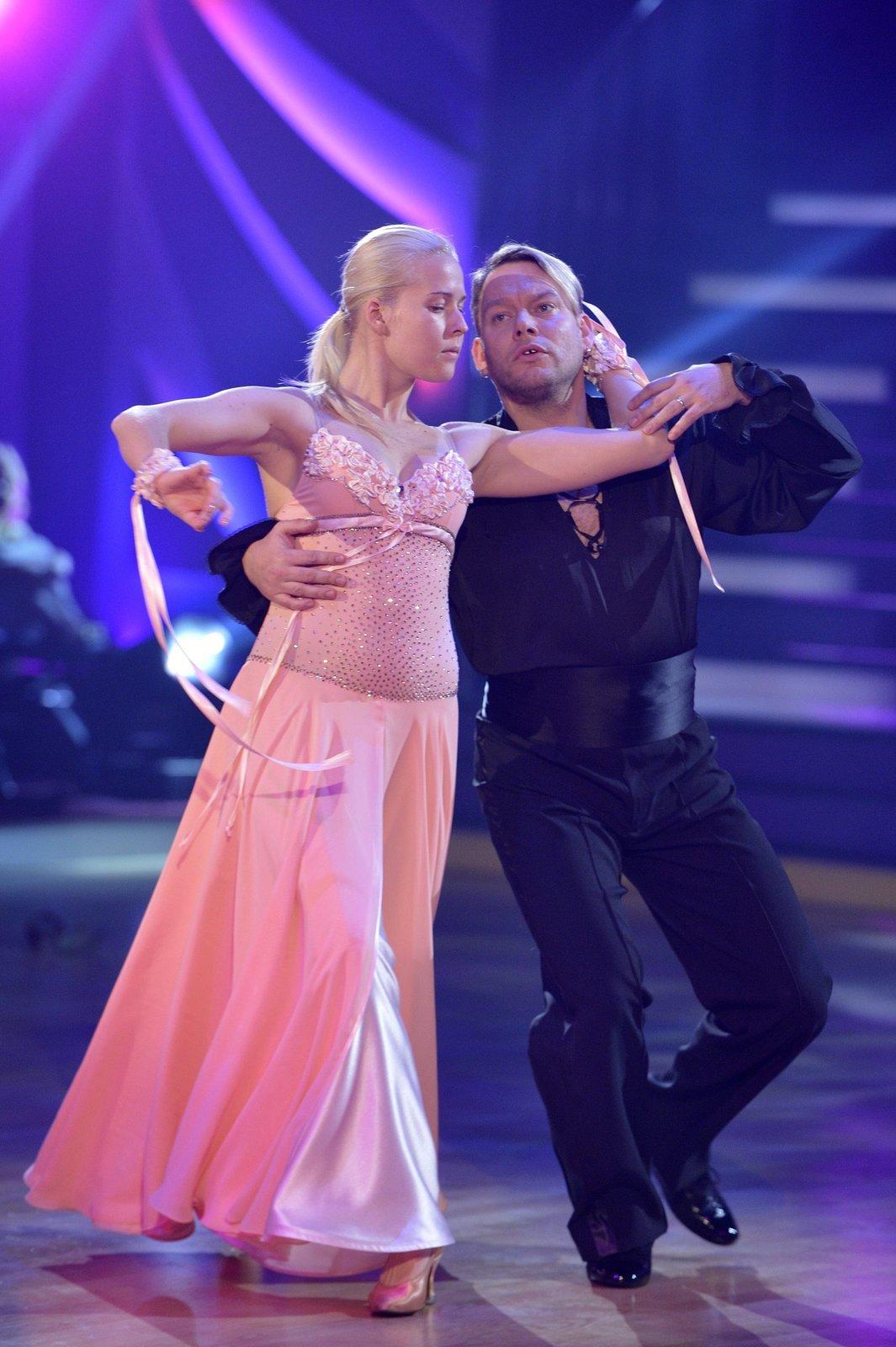Ze zpěváka Matěje Rupperta se v 6. kole StarDance stal Romeo