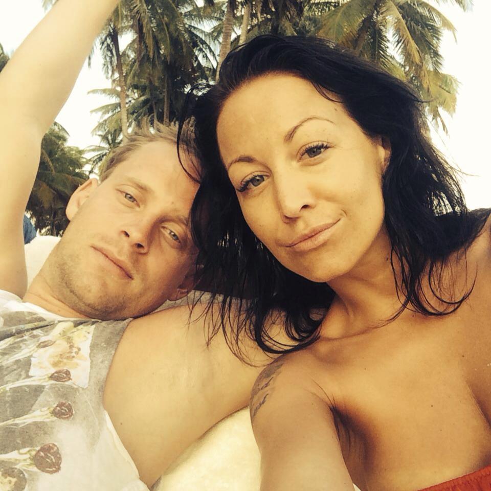 Agáta se s Jakubem přestěhovala na pláž, kde si užívali společně strávené chvíle.