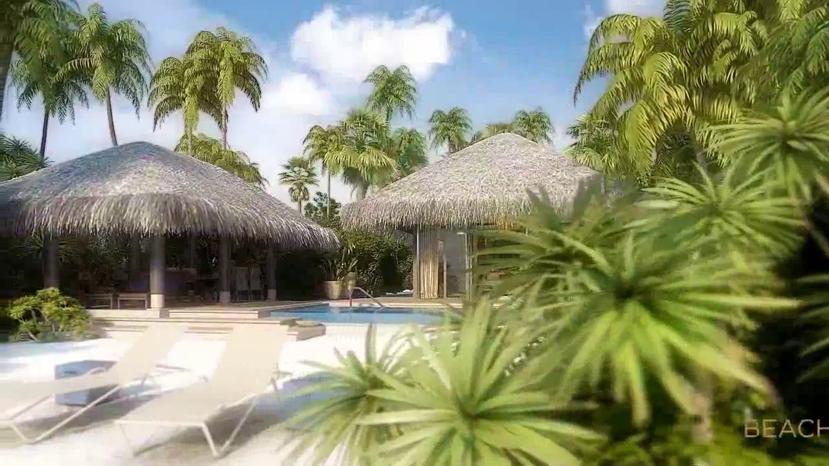 Na ostrově Velaa najdete řadu romantických zákoutí. A prý i klid a mír