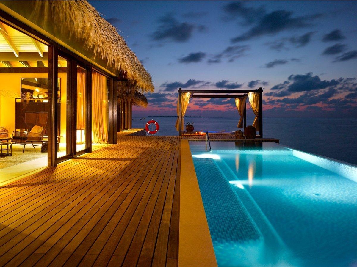 Šmejcův ráj: Ostrov Velaa na Maledivách přináší řadu kouzelných scenérií