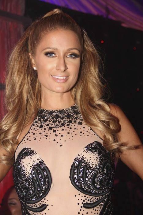 Paris Paris Hiltonna party Jamese Camerona