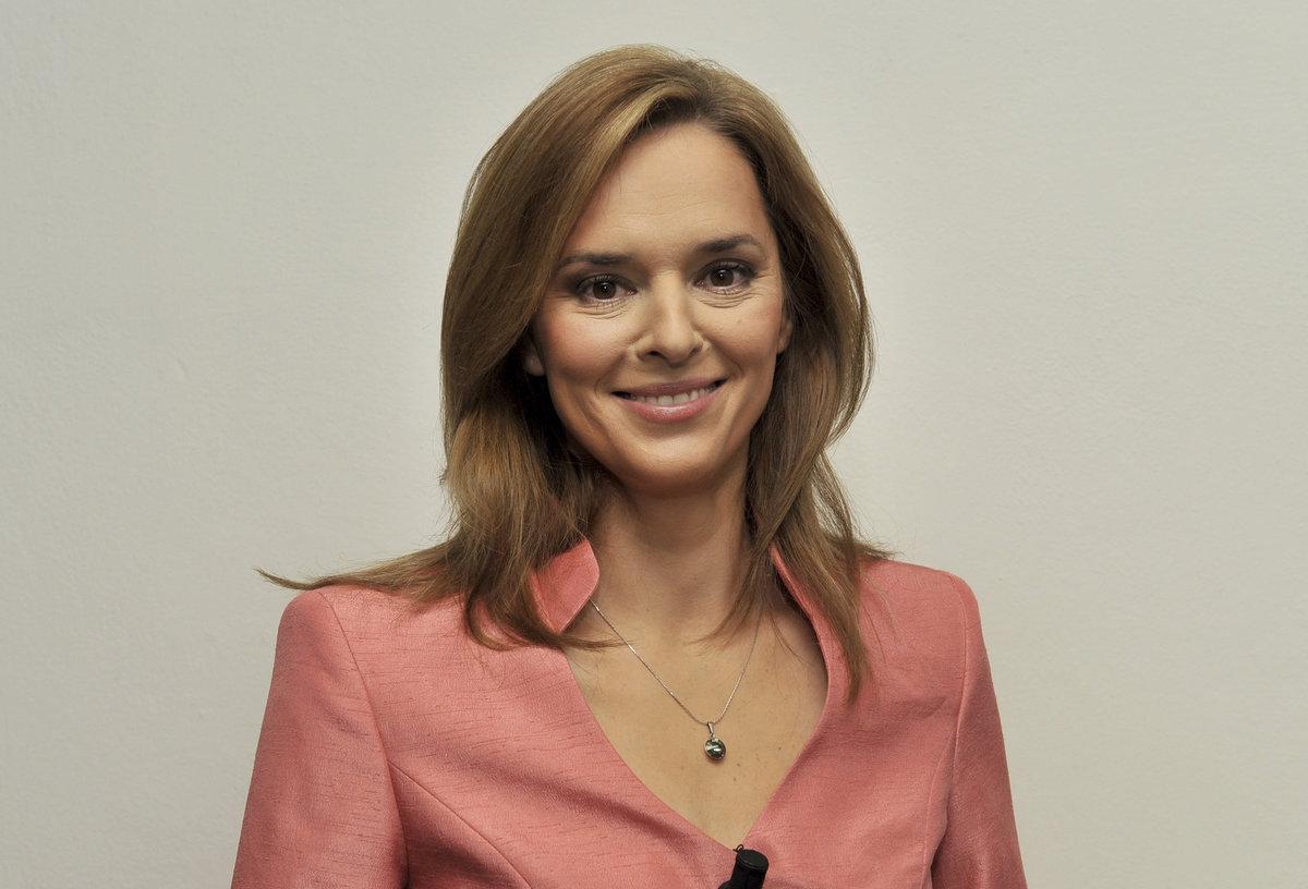 Moderátorka Světlana Witowská je exmanželkou sportovního komentátora Roberta Záruby