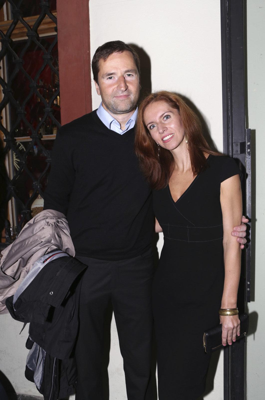 Nora Fridrichová a Robert Záruba.