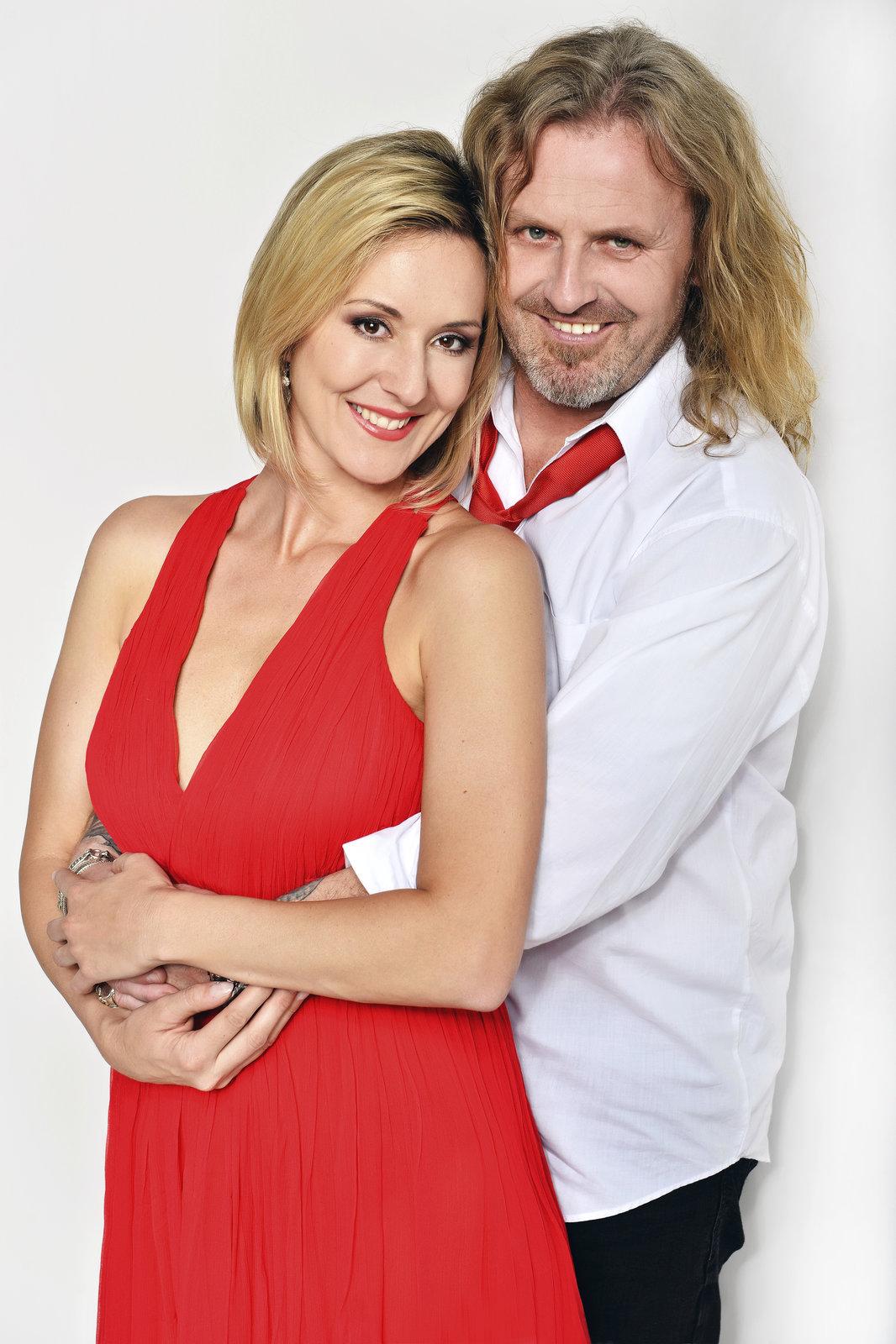 Jovanka a Pepa Vojtek spolu mají syna Adámka.