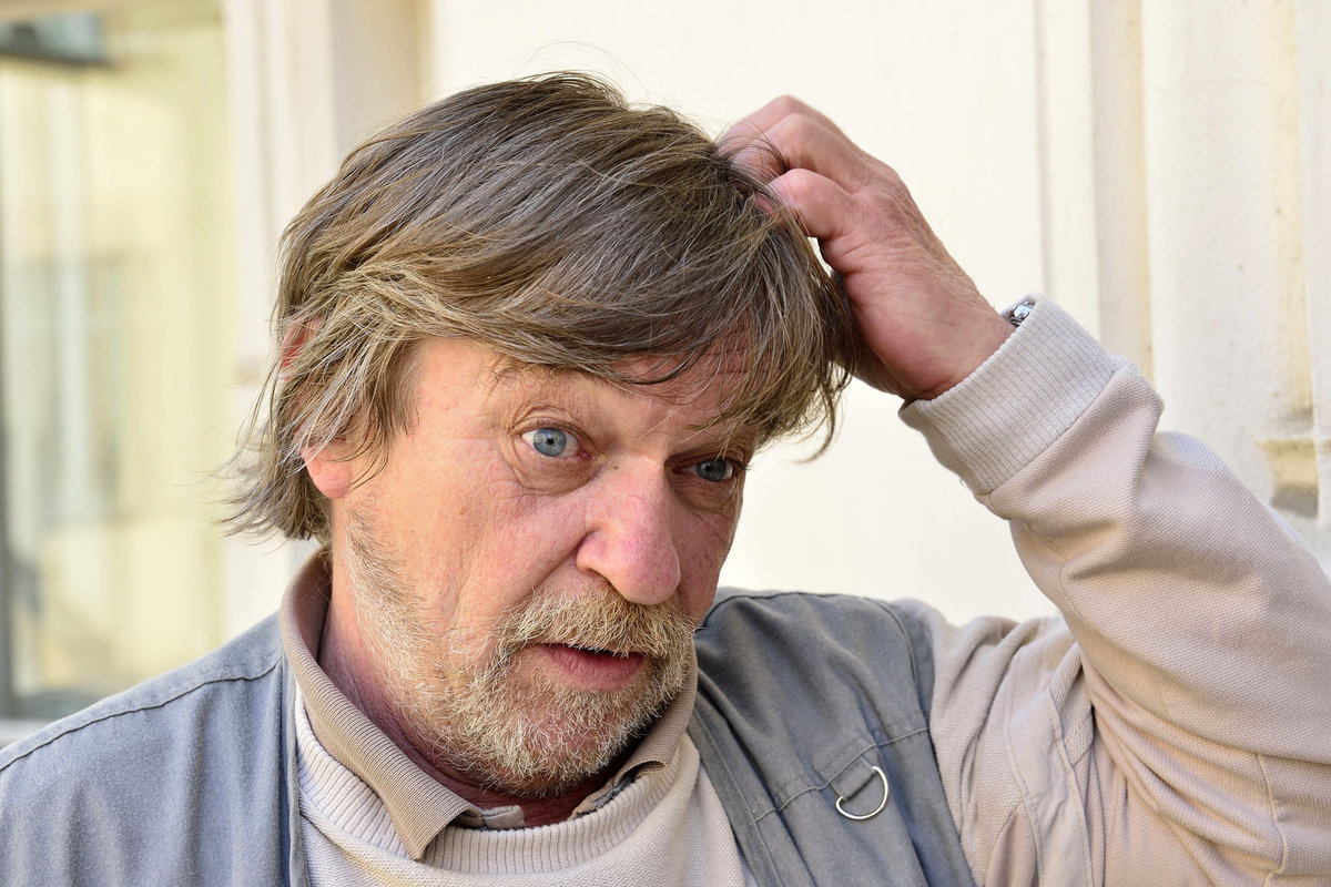 Z důchodu 11 tisíc korun dle svých slov nevyžije.