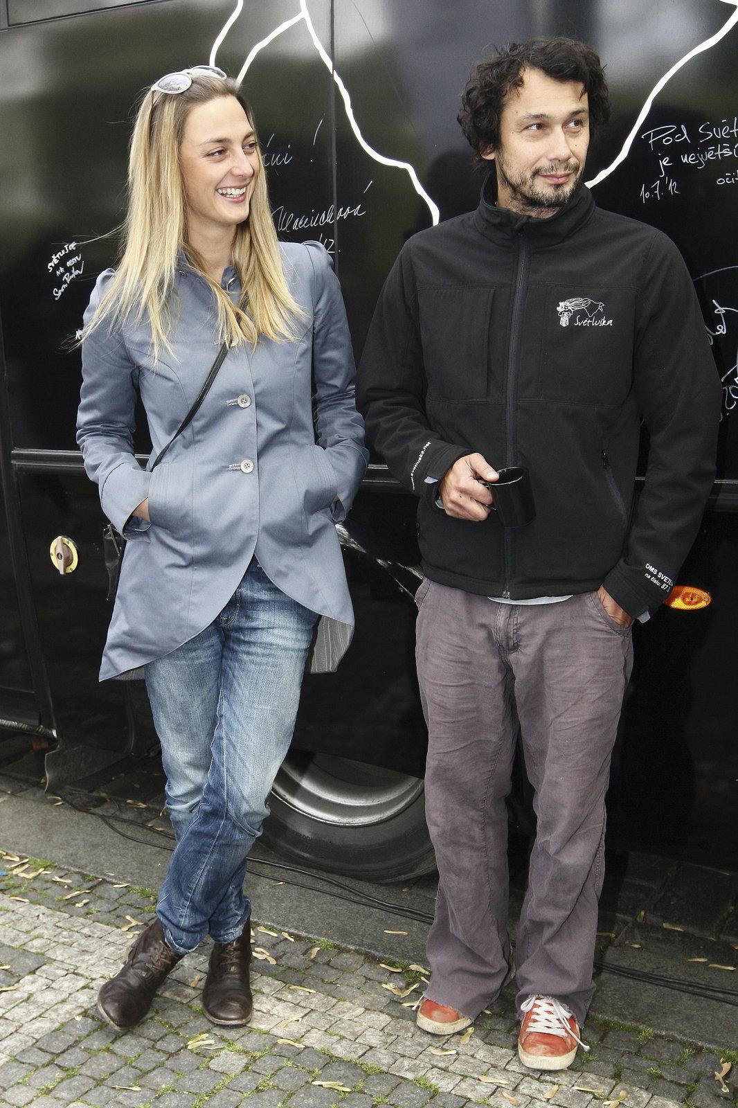 Herec Liška vypadá jako bezdomovec: Na tohle sbalil