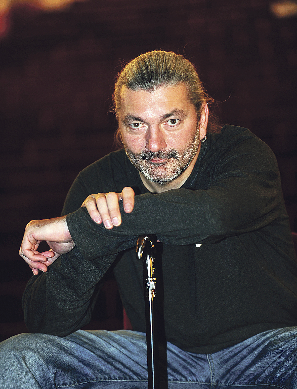 Daniel Hůlka v roce 2010