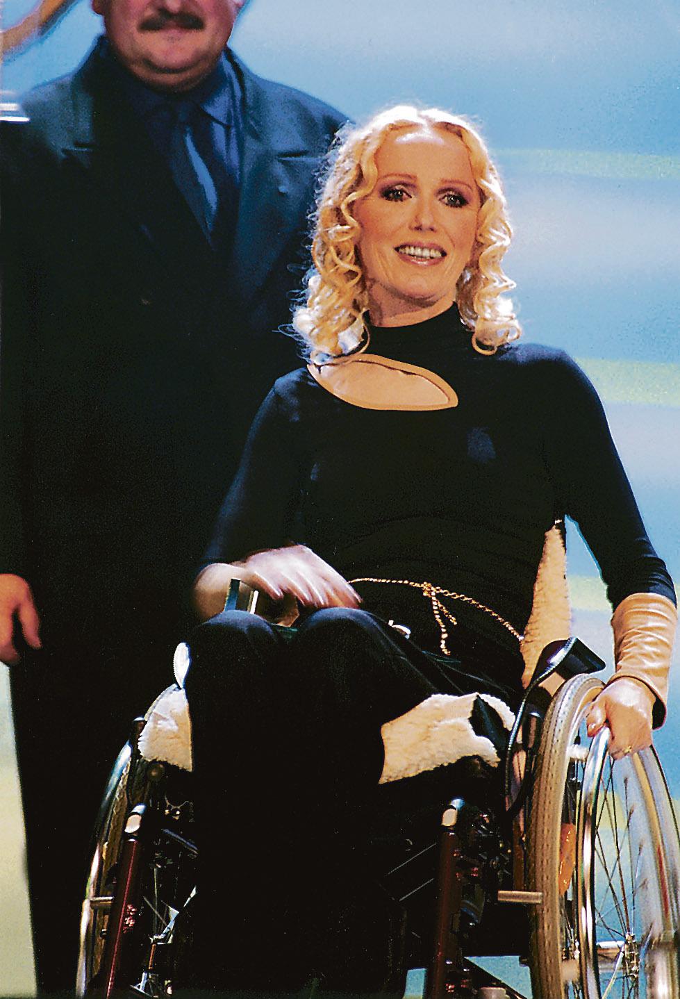 Gombitová se s ním od svého zranění nesešla.