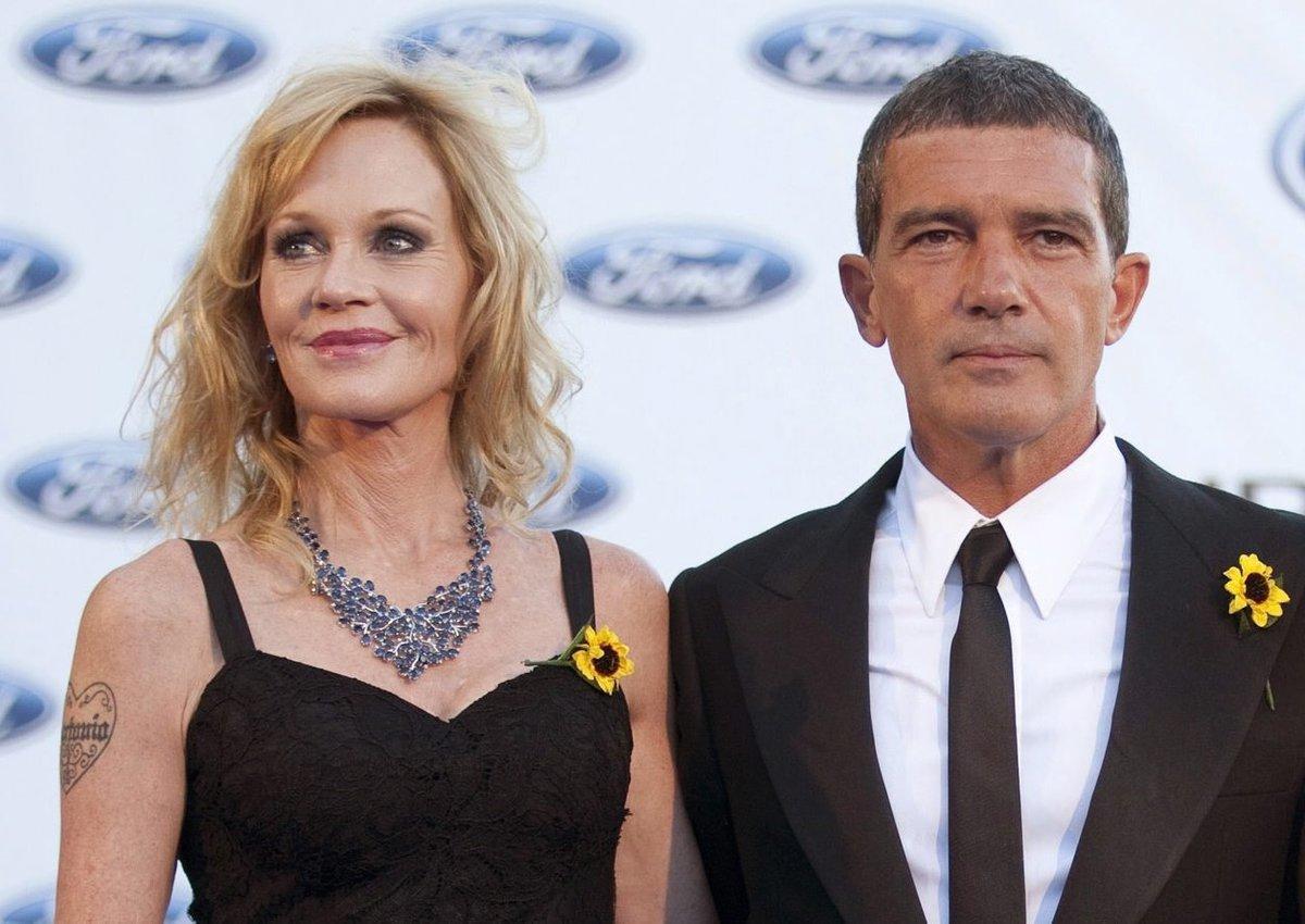 Griffith podala žádost o rozvod s Banderasem.