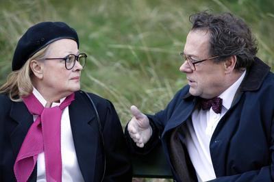 Brejchová si zahrála s Oldřichem Víznerem v seriálu Velmi křehké vztahy. (únor 2007)