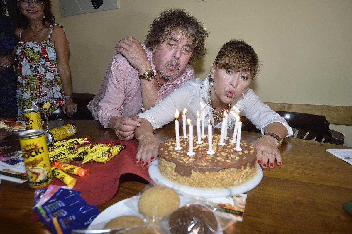 Černocká žije se svým manželem už 23 let.
