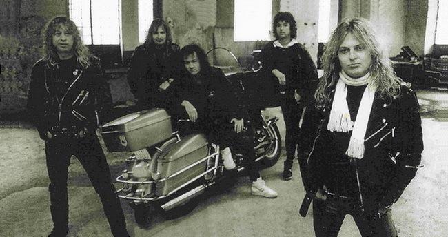 1987 Rocker v době své největší slávy.